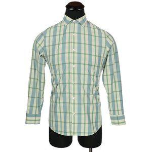 Mizzen+Main Small Trim Fit Long Sleeve Shirt